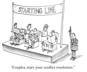 Resolution race