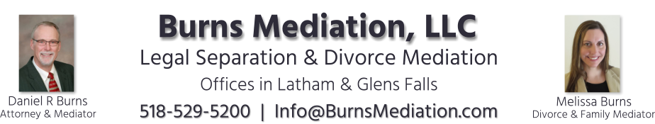 Divorce Mediation in the Capital District, New York