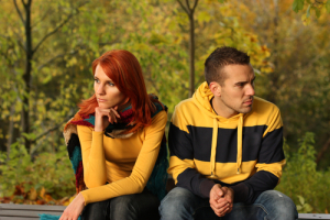 We're Not Sure If We Want a Divorce . . . by Melissa Burns