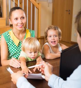 Social Security Benefits for Children by Daniel Burns