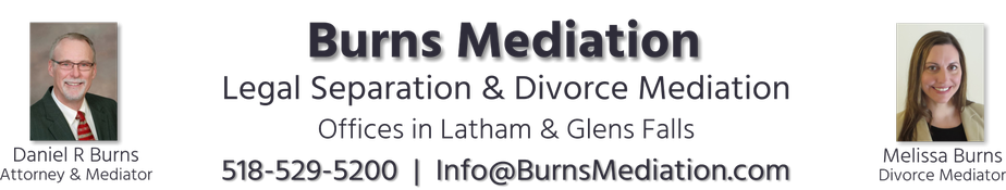 Burns Mediation Mobile Logo