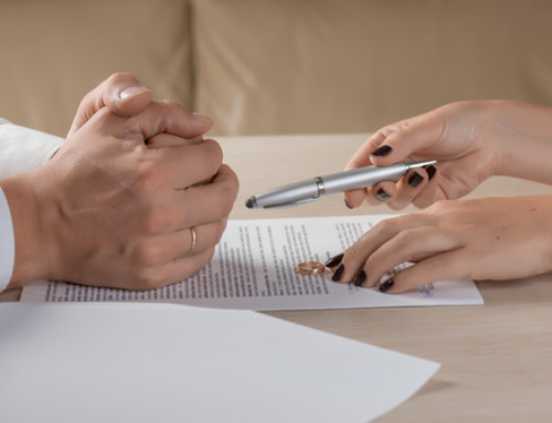 Leaving the House Before a Divorce Agreement Is Reached Can Be a Mistake