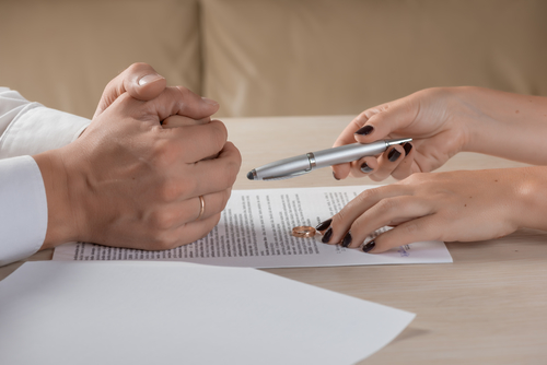 Leaving the House Before a Divorce Agreement Is Reached Can Be a Mistake by Daniel Burns