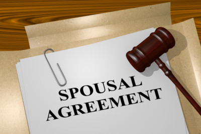 Spousal Support and the New Guidelines by Dan Burns