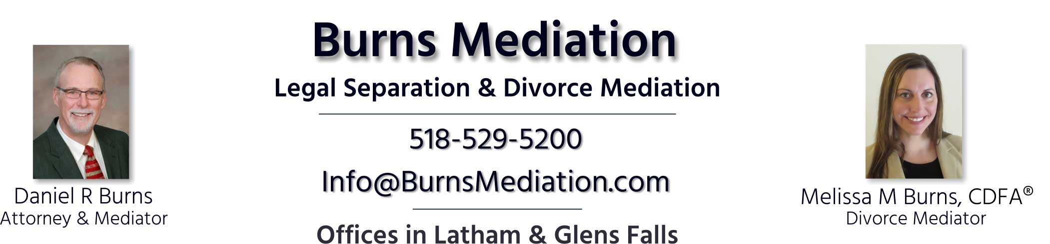 Burns Mediation Logo