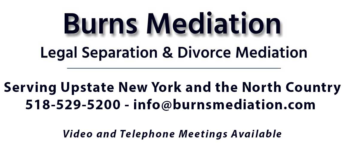 Burns Mediation Logo